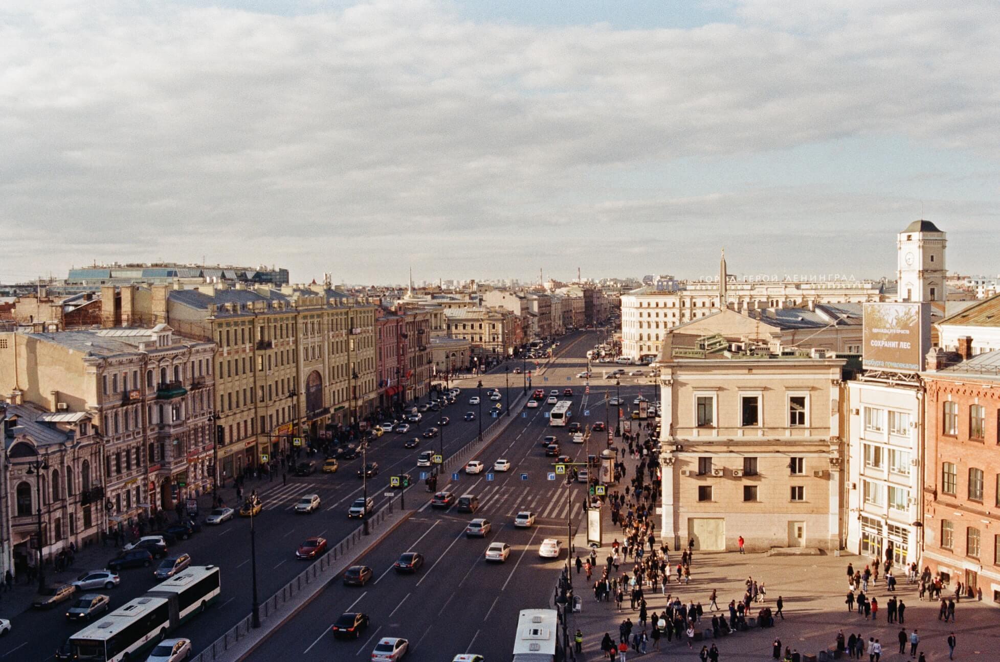 Выходные в России: куда поехать без загранпаспорта