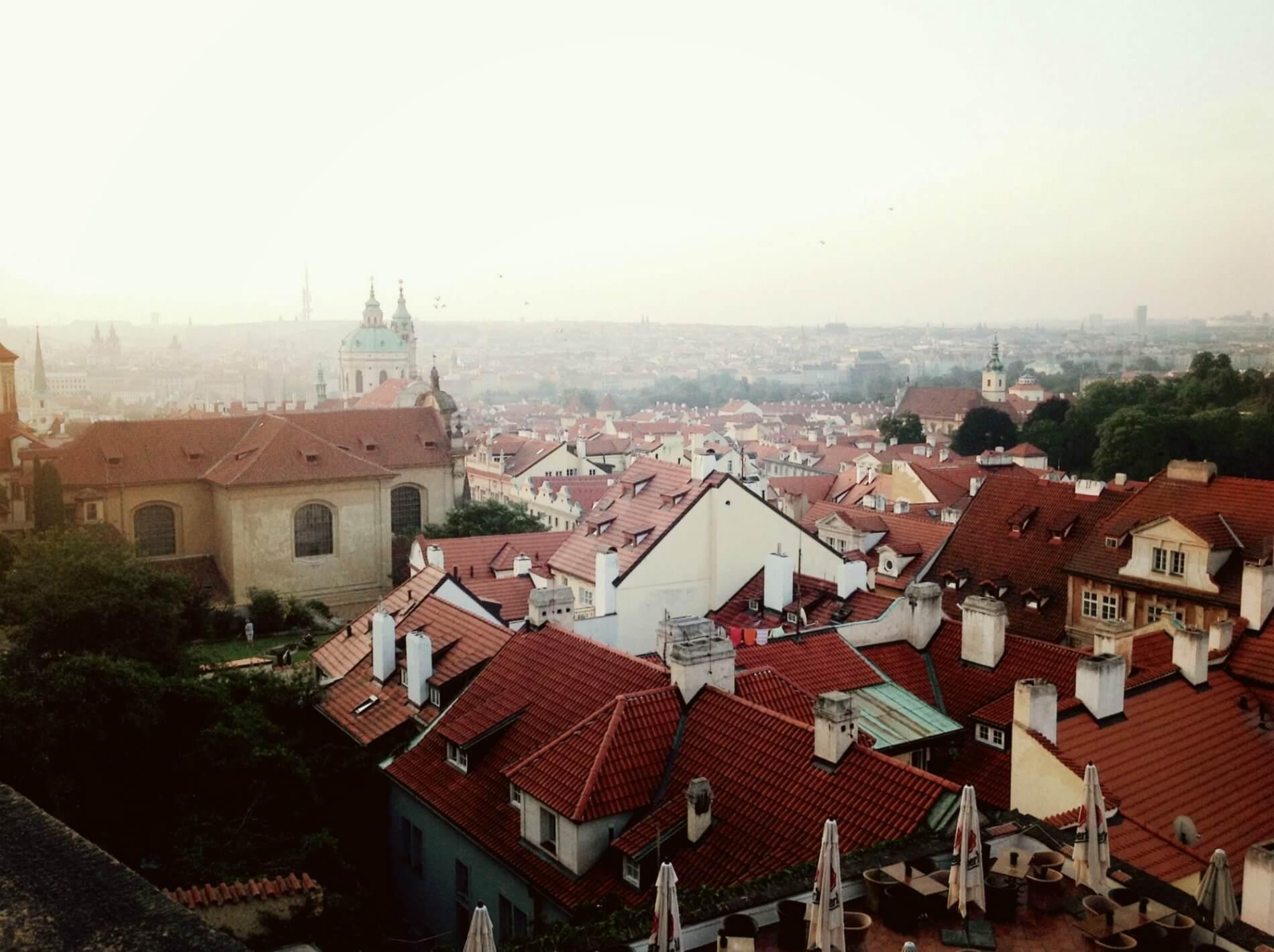 Что там по ценам: 5 дней в Праге