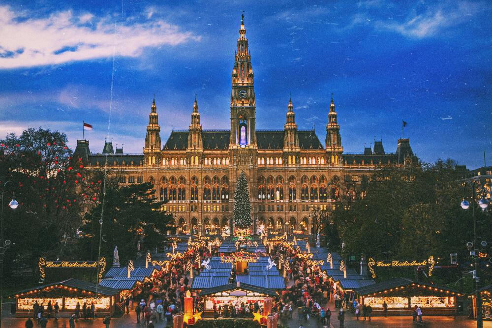 Приторно-сладкая статья: 5 причин влюбиться в Вену зимой
