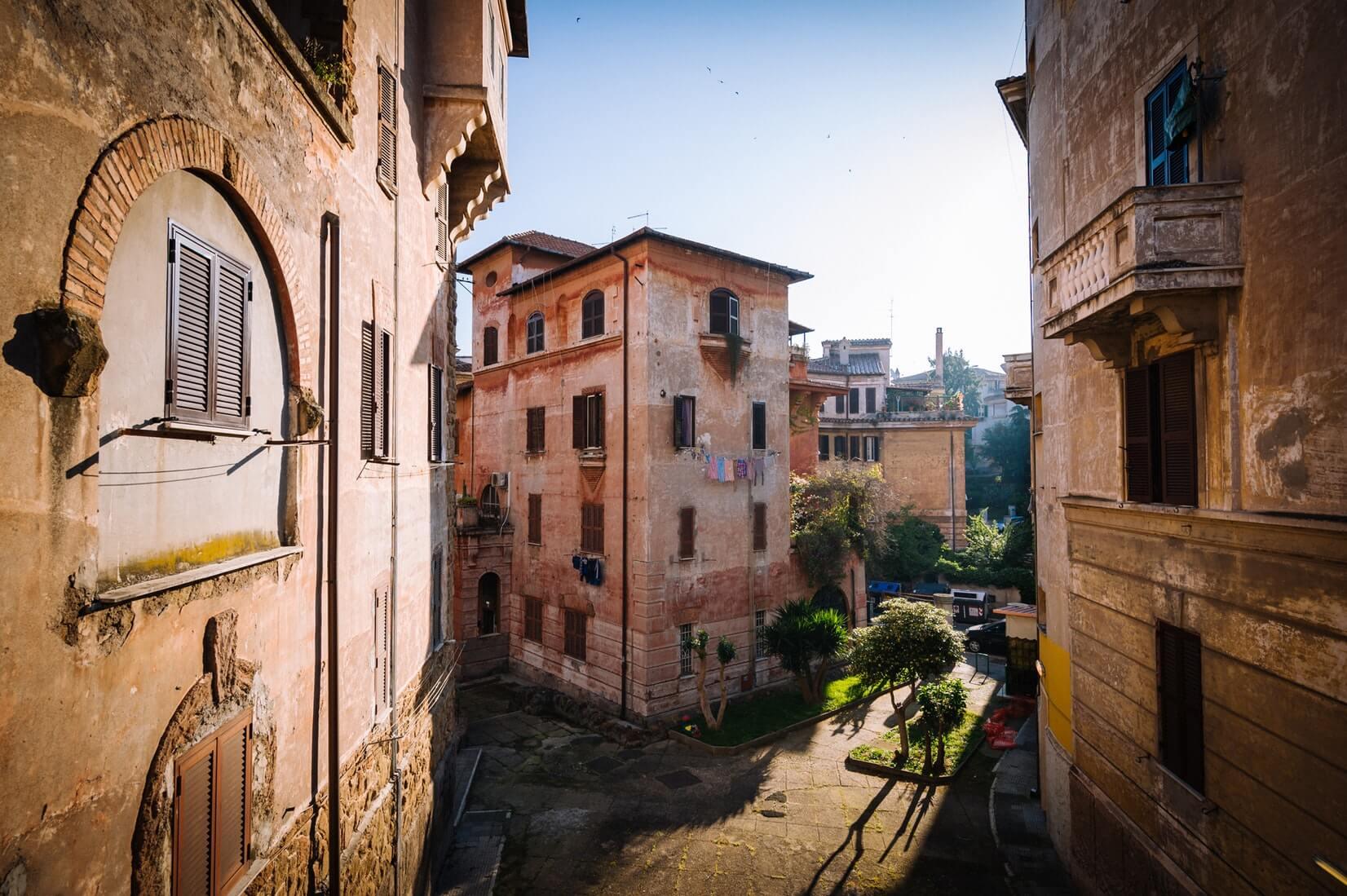 Статья для девочек: одиночное путешествие в Рим