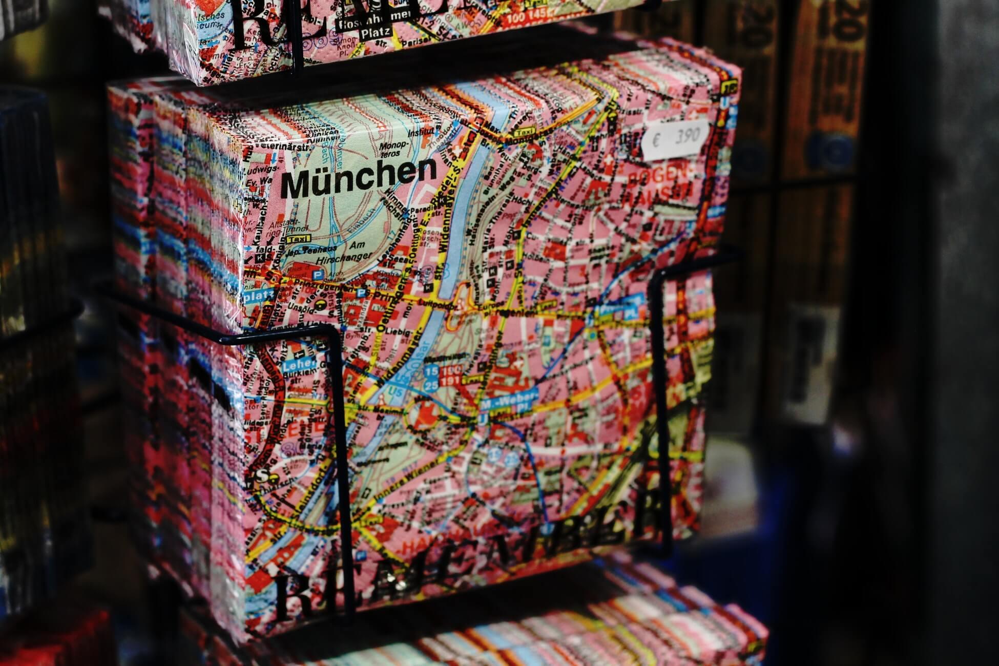 Влажные объятия с серферами: Мюнхен для девочек