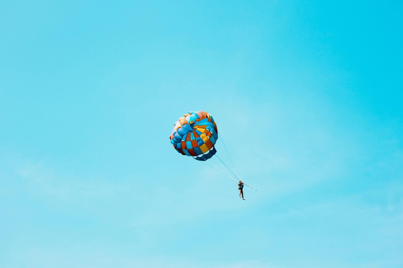 Колечко, кольцо: где и как прыгать с парашютом