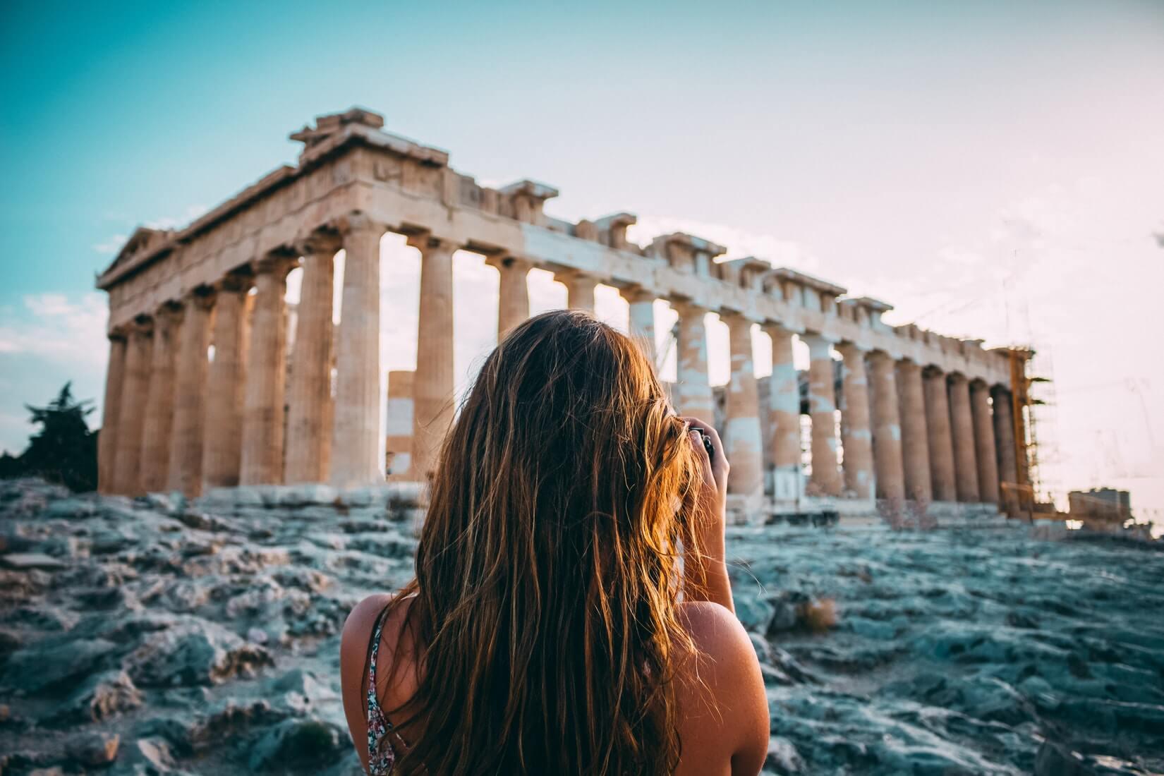 Меня сложно найти и легко потерять в Греции: путеводитель для девушек