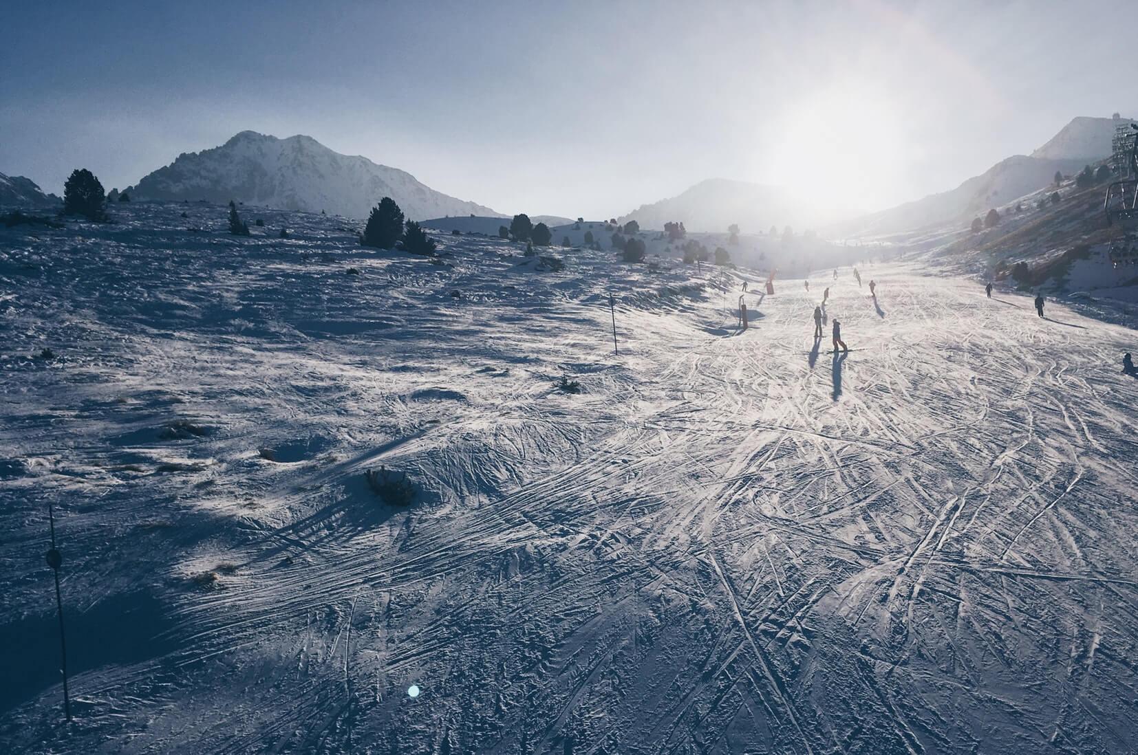 куда лучше поехать покататься на сноуборде