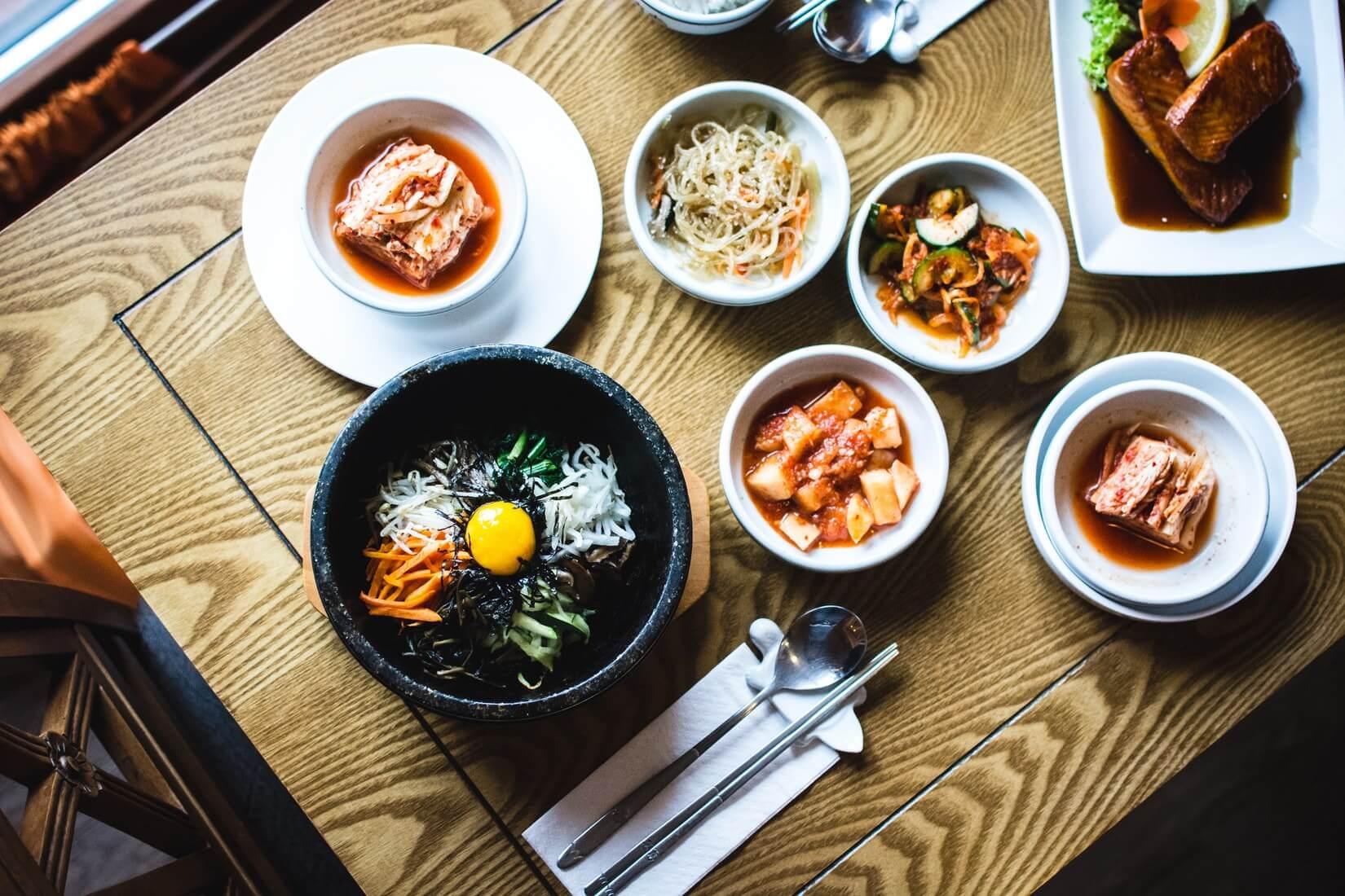 Что попробовать в Корее: хлебную жвачку, огромный оладушек и манду