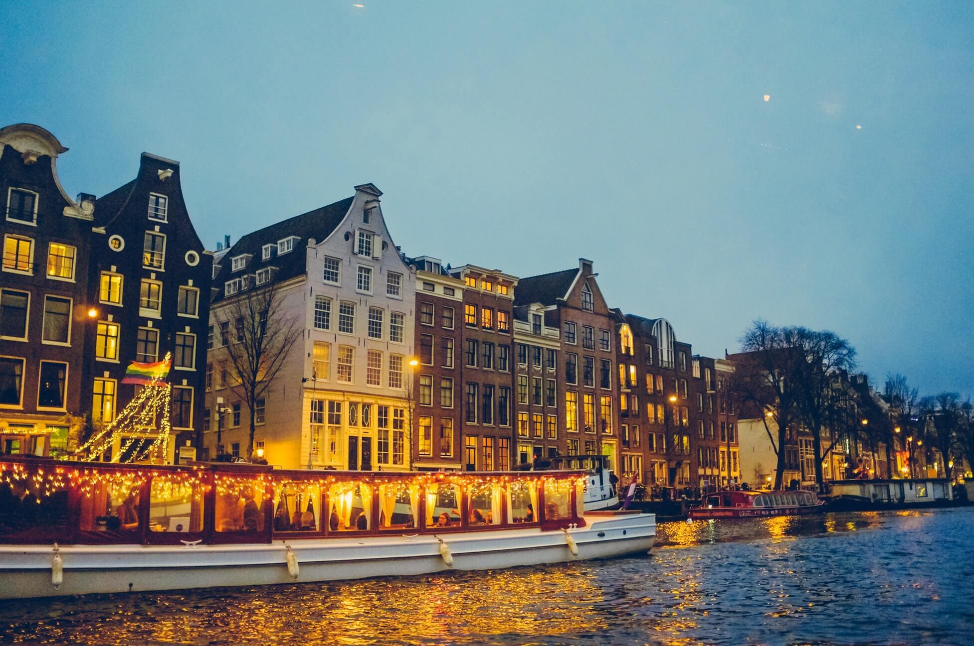 Что попробовать в Амстердаме, кроме селёдки и сыра