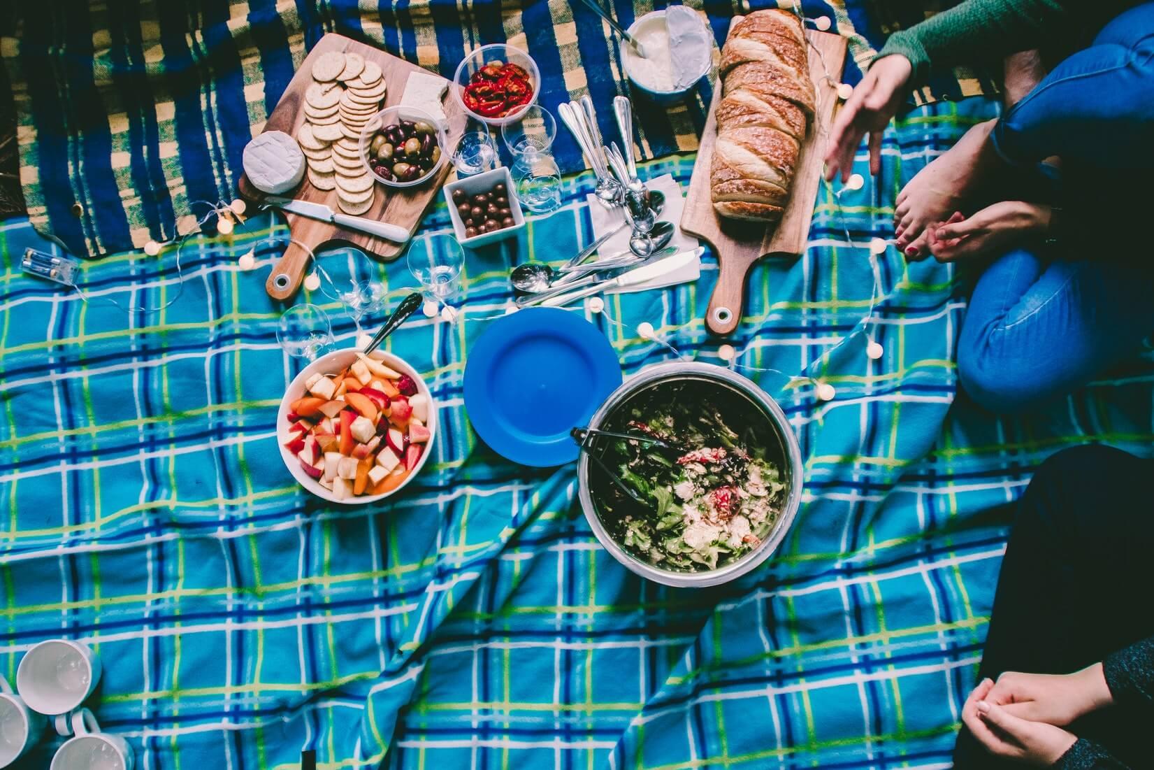 Есть на улице классно: подборка лучших мест для пикника