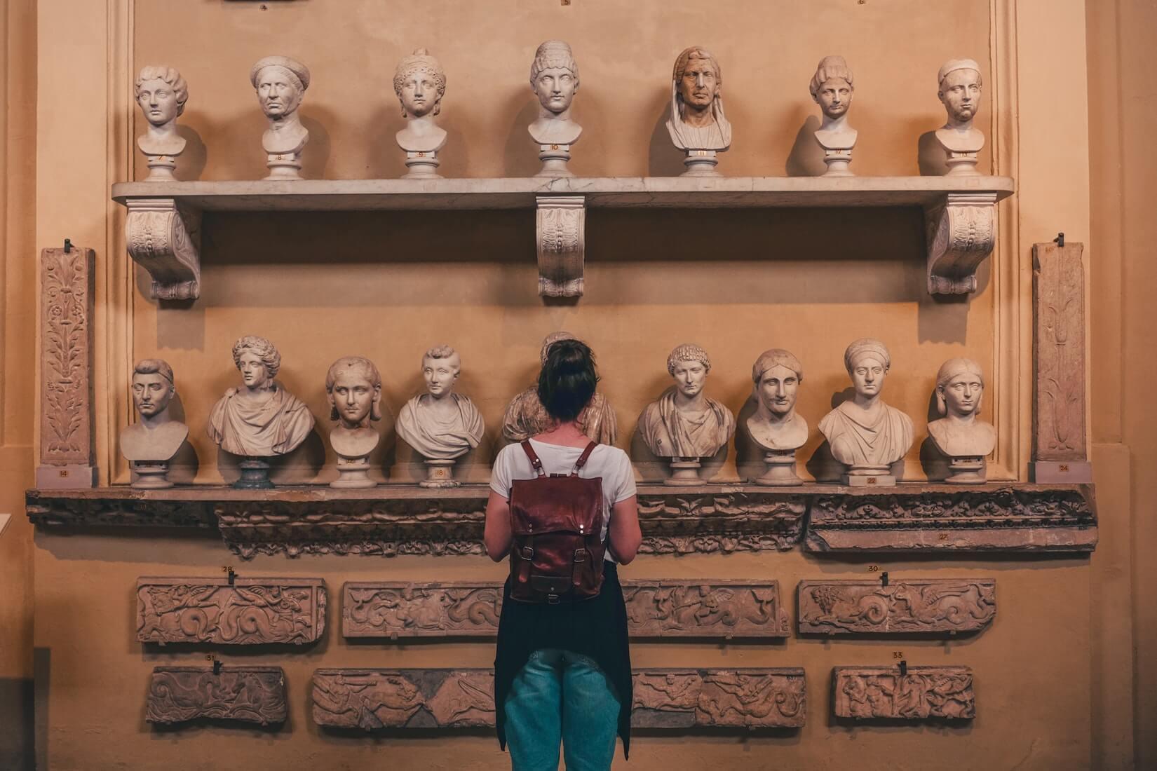 Разбираем рюкзак: что привезти из Рима и что взять с собой