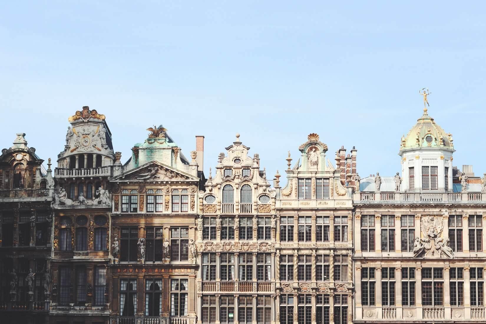 5 дней в Брюсселе: цены и маршрут на двоих
