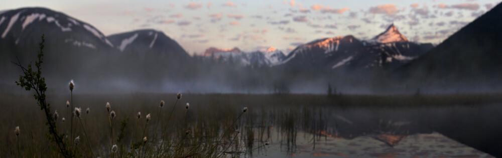 Северный Урал на экстремалках: старые треники, волки и палатки