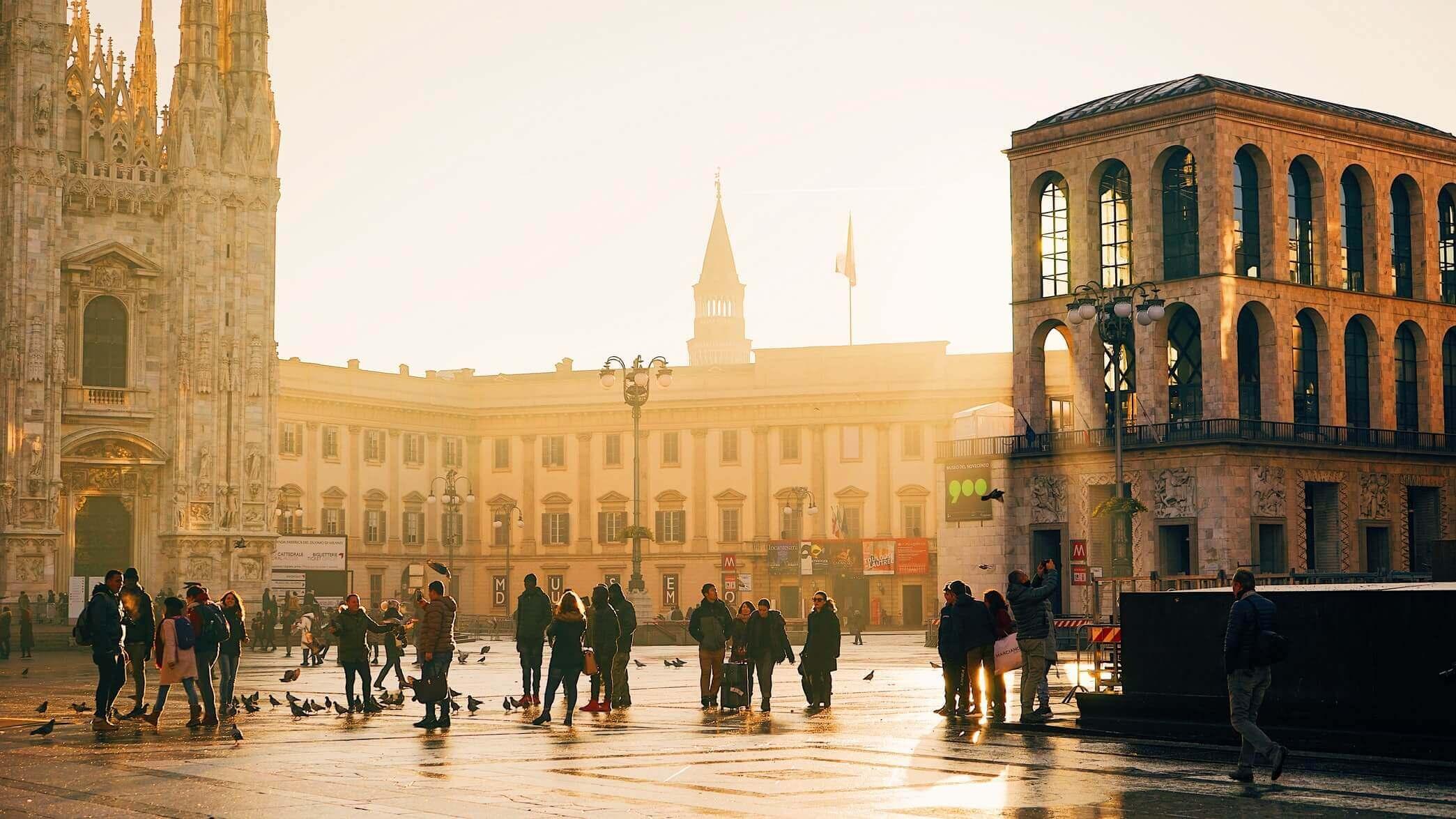 Рассказываем про цены в Милане: чем заняться 5 дней