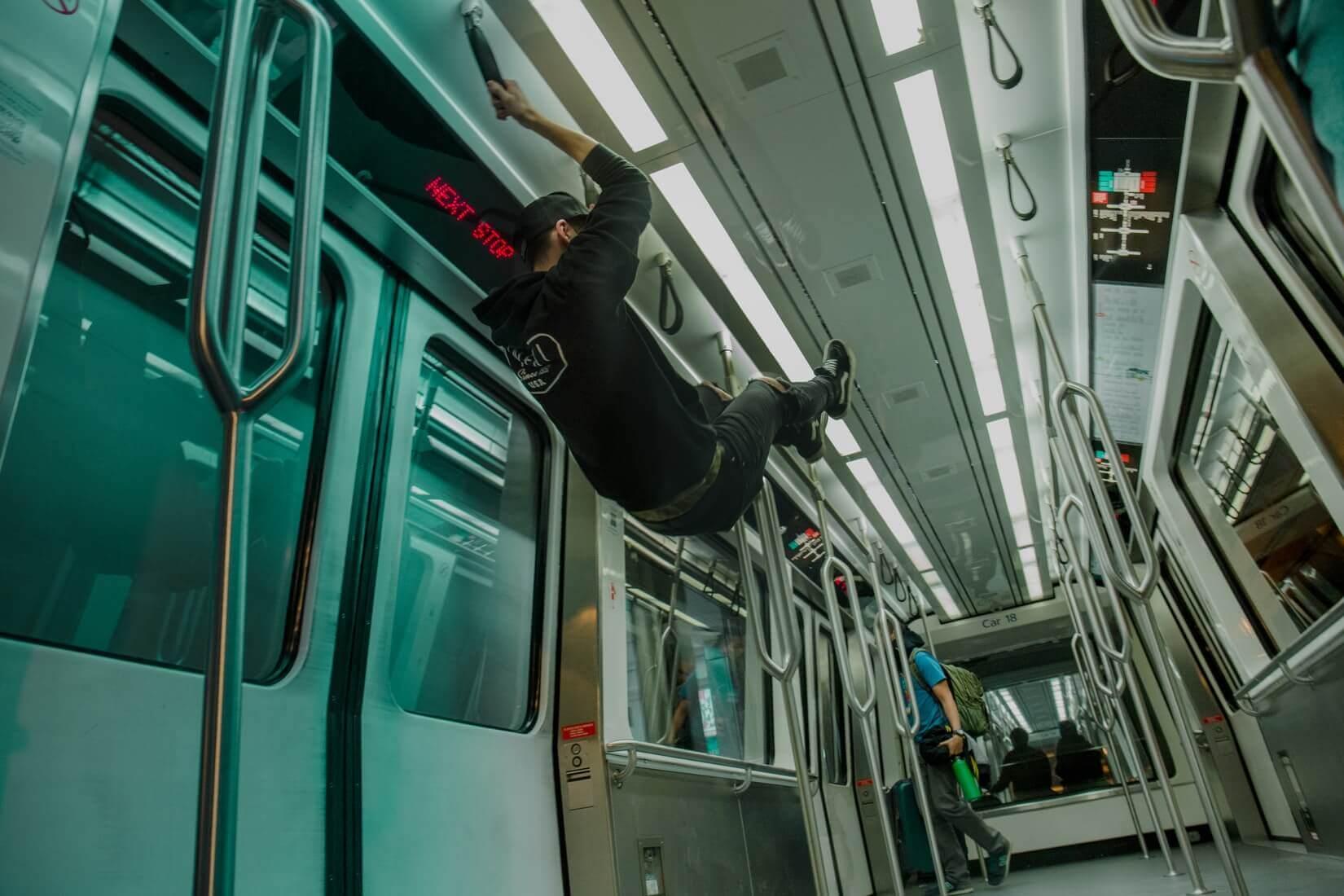 За проезд передаем: самые необычные средства передвижения