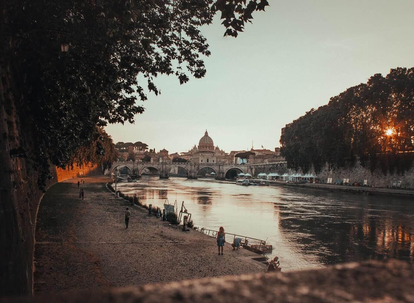 В каком районе Рима лучше остановиться туристу