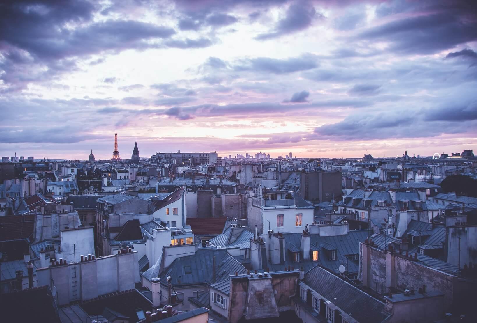 В Париже много фантастических тварей: гайд по местам съёмок