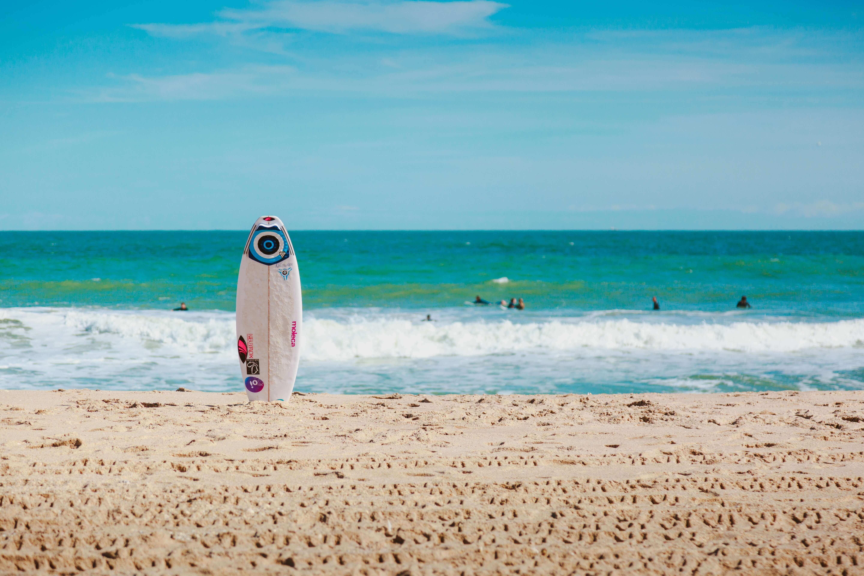 Свои в доску: опыт сёрфинга в Португалии