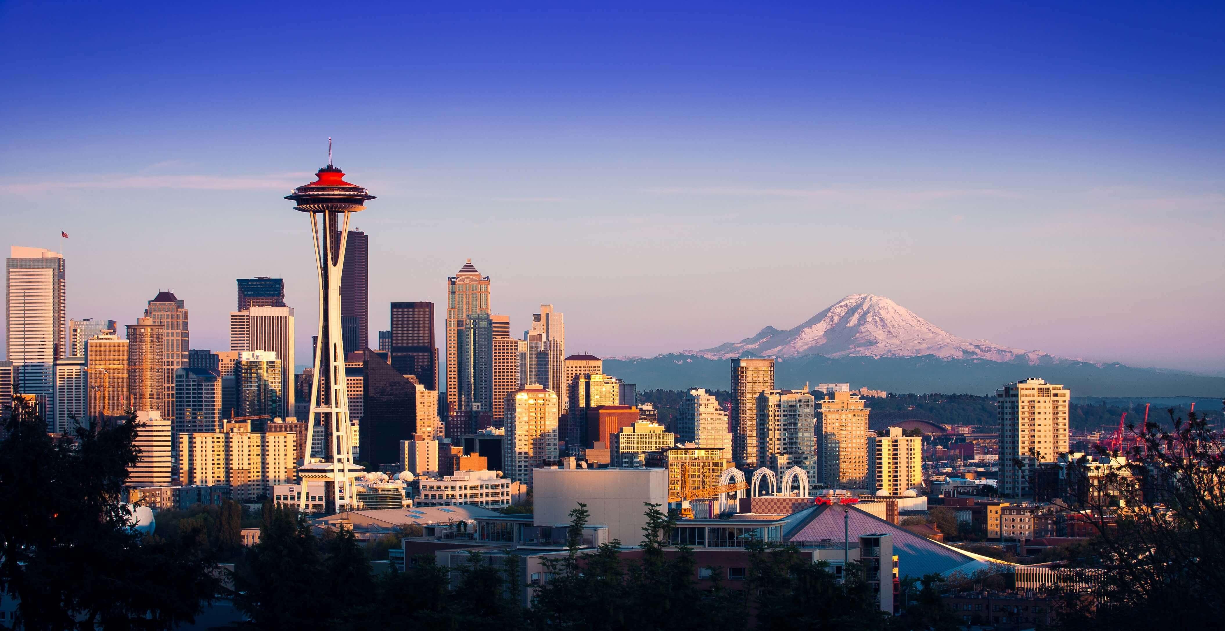 3 дня в Сиэтле: что делать в городе Кристиана Грея