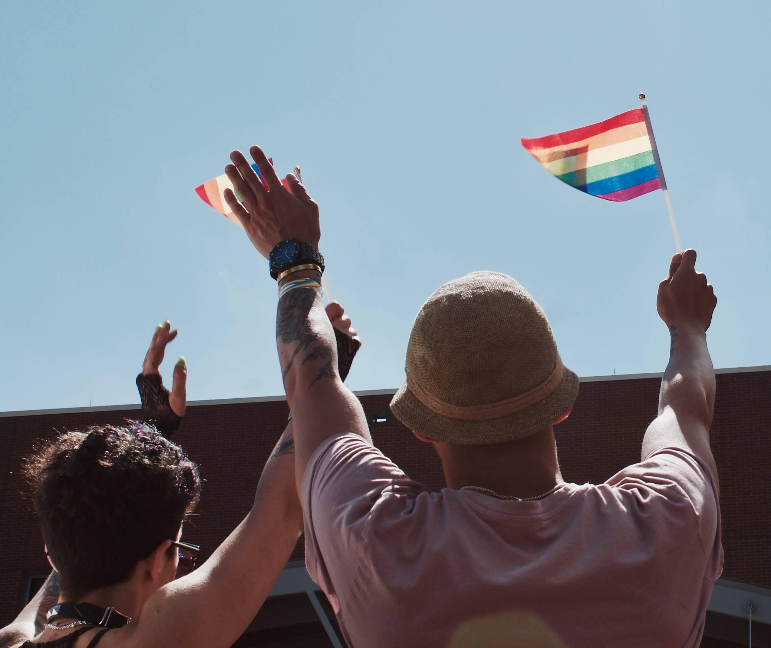 Где пожениться геям и лесбиянкам и как организовать свадьбу