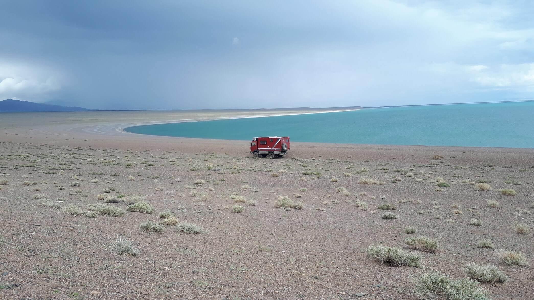 Запрягайте: гигантский путеводитель по Монголии