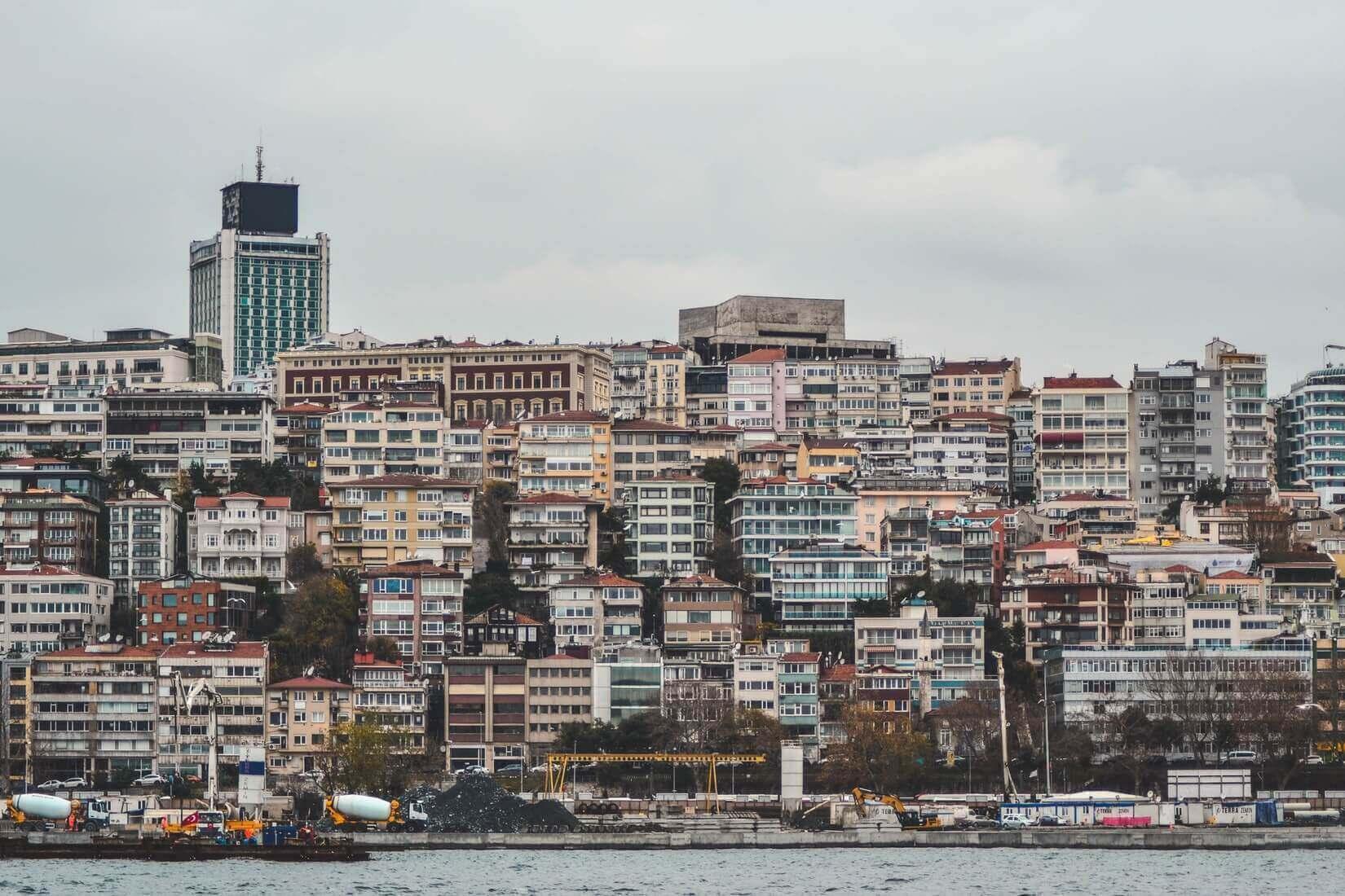 Рассказываем о районах Стамбула за 1 минуту