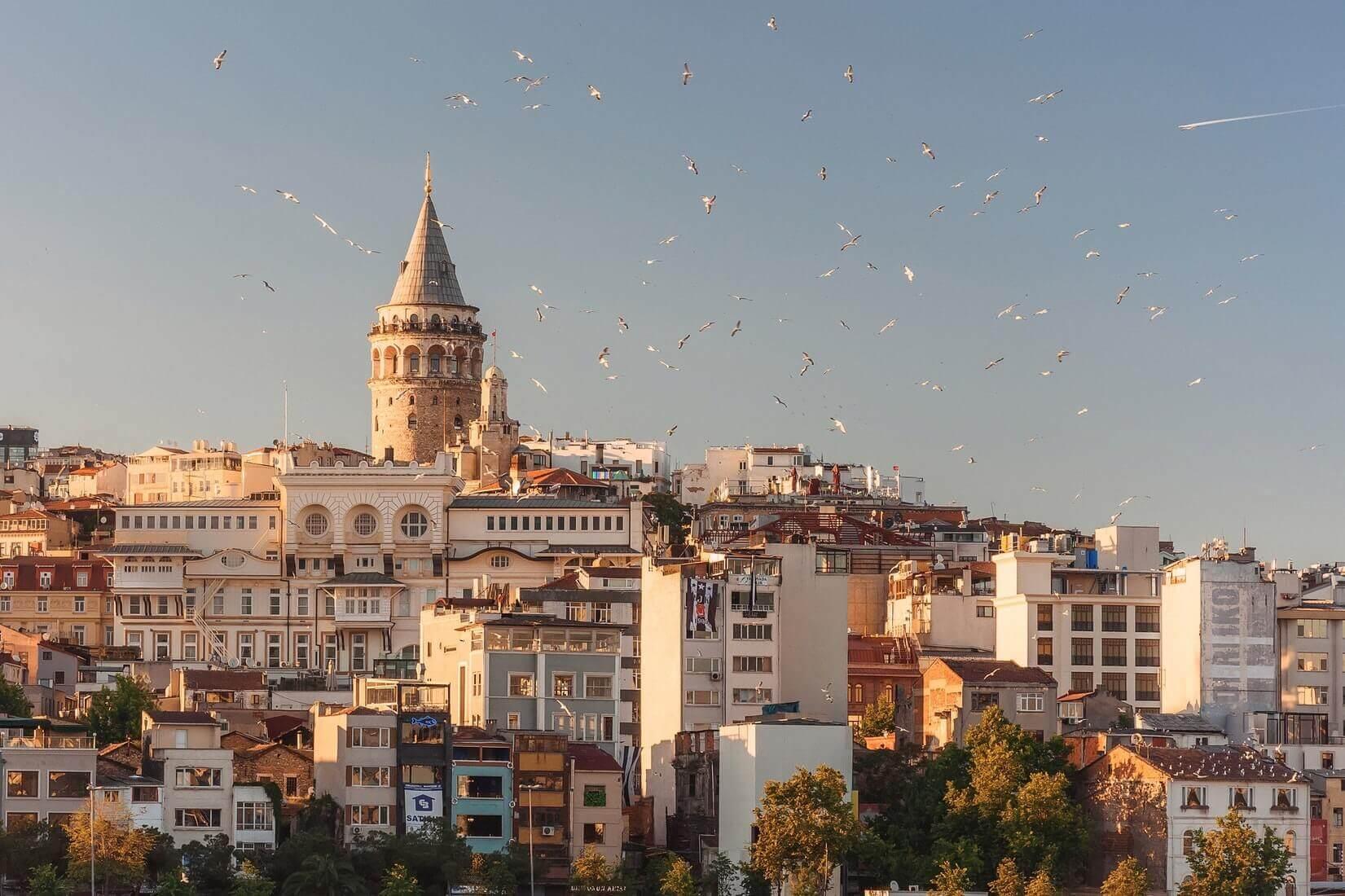 Турция лучше Европы: Париж, Лондон и Венеция на минималках