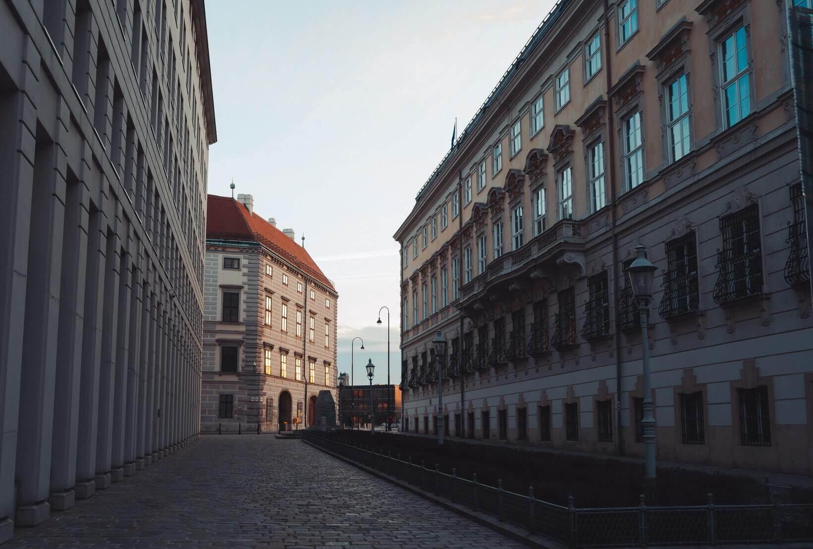 Что делать в Вене, если хочешь посмотреть на искусство
