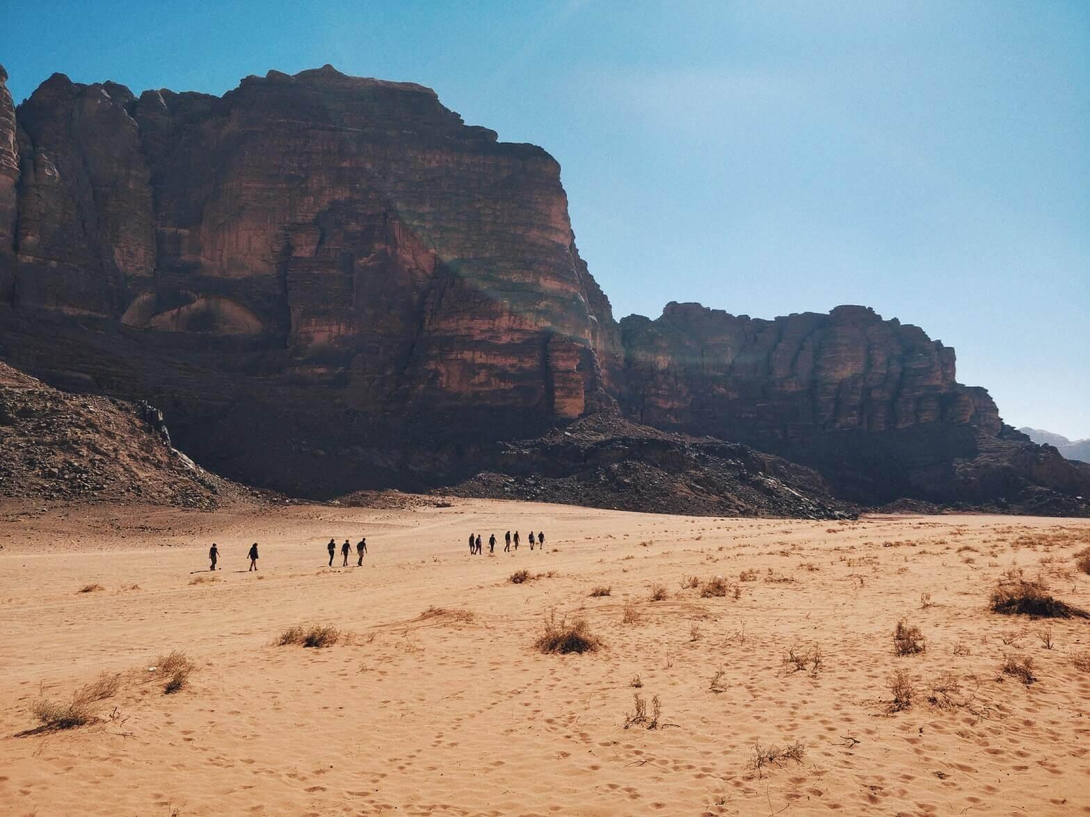 Никто такое не напишет: гигантский гид по Иордании