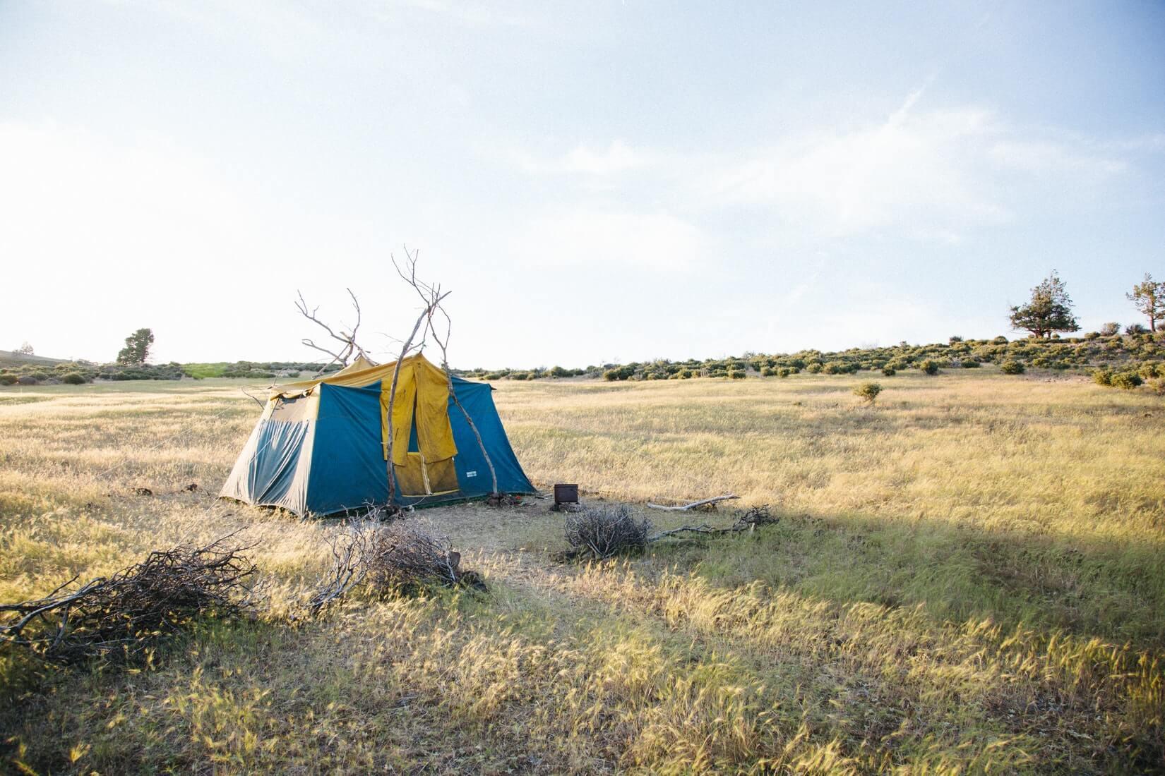 Как выжить в палатке на музыкальном фестивале