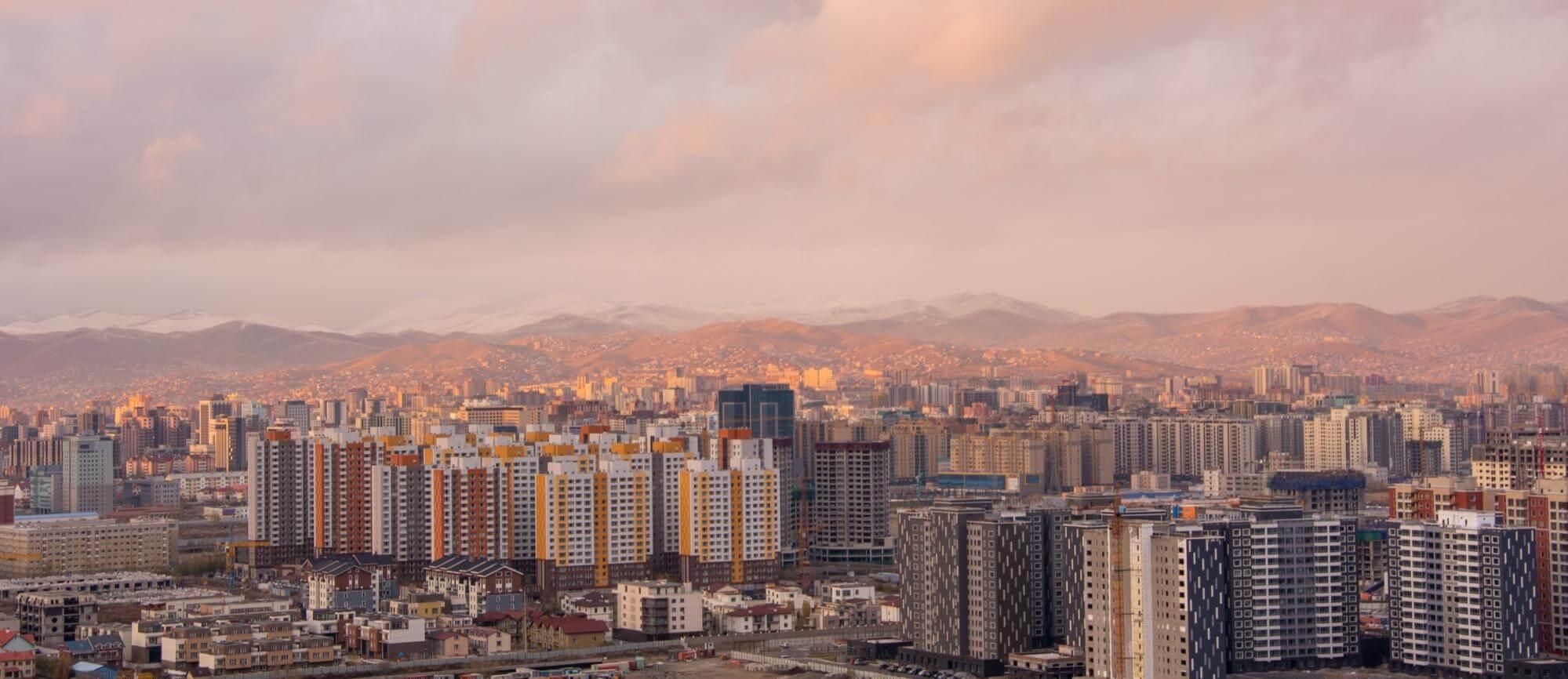 Улан-Батор — «новый Тбилиси»: рассказываем о городе за 2 минуты