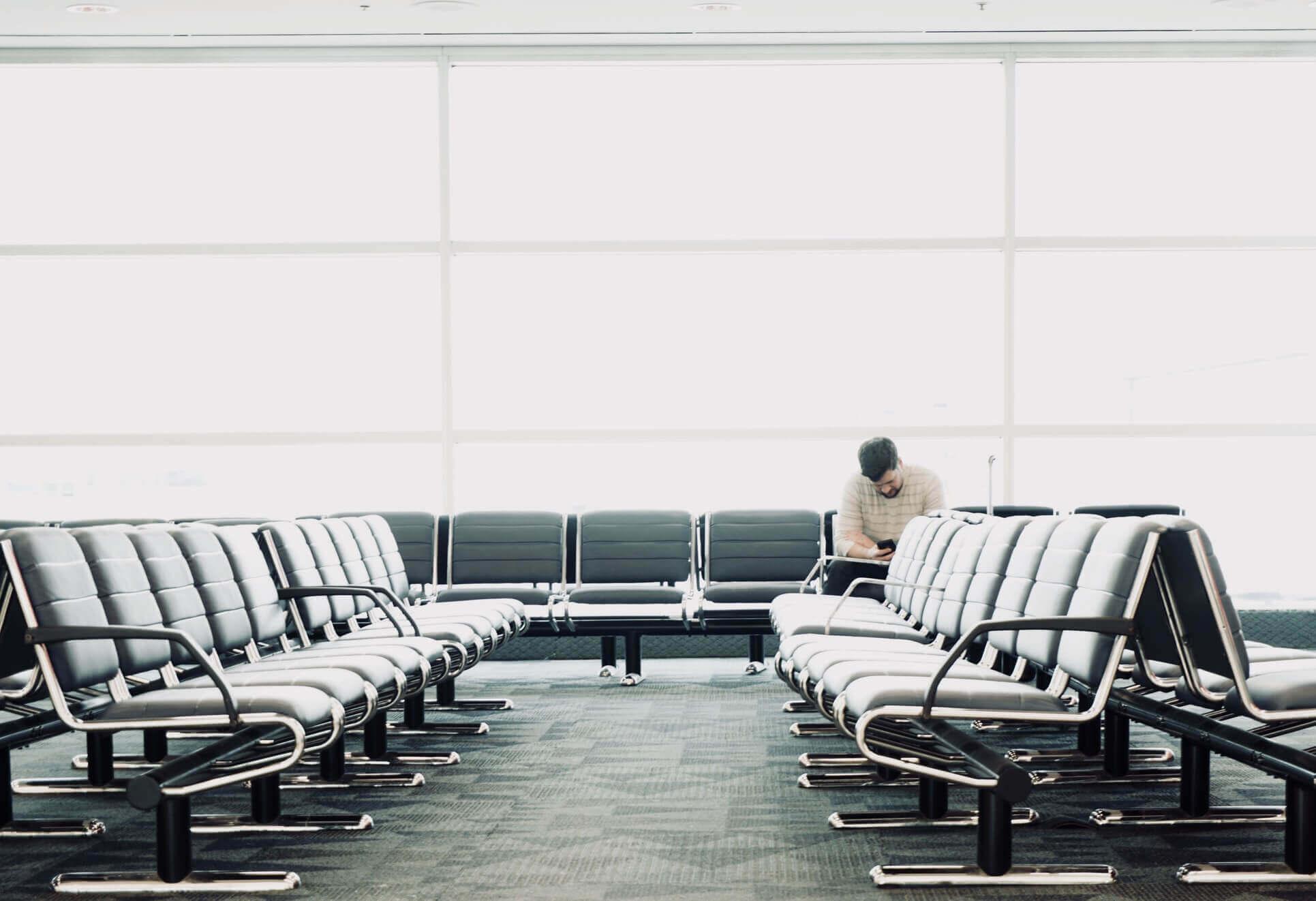 Поясним за новости: аэропорт Внуково начнет принимать электронные посадочные