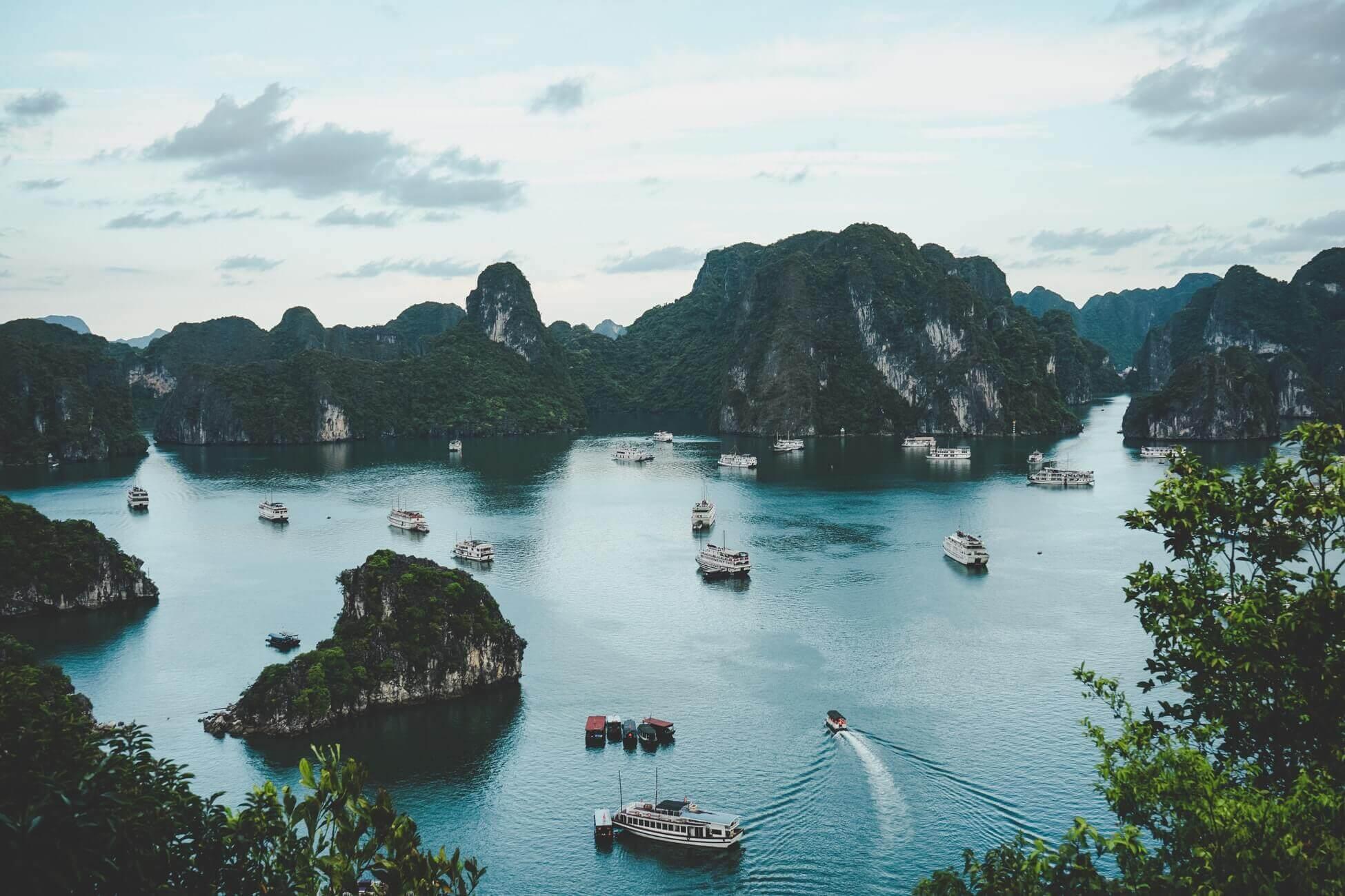 Советы для путешествия по Вьетнаму на мотоцикле