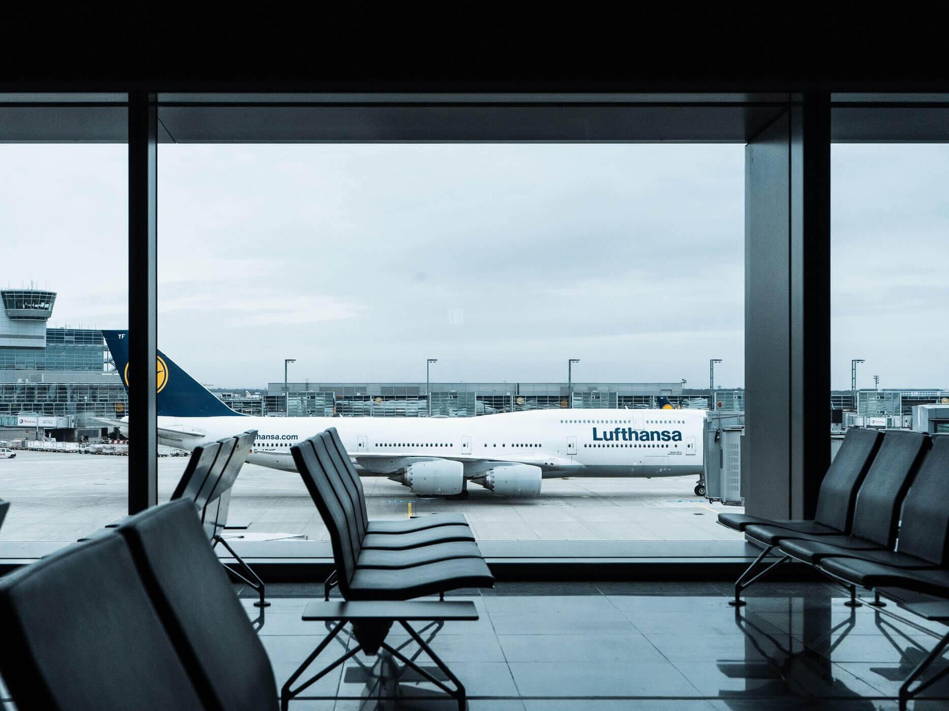 Lufthansa упрощает компенсацию за отмену рейсов