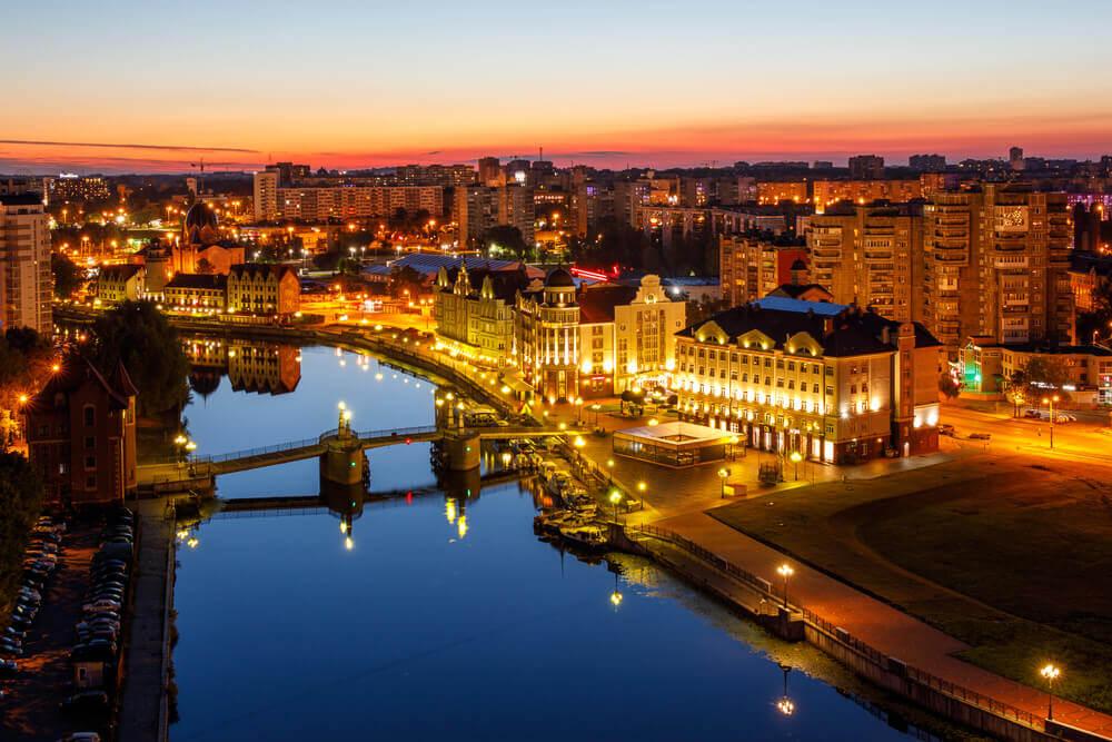 Нужна ли виза для путешествия в Калининград