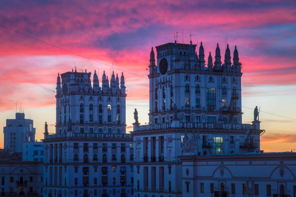 Новый Минск: места, тусовки, шопинг