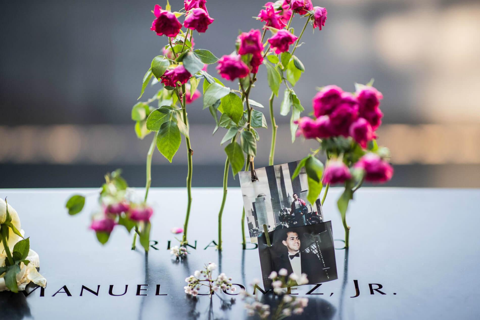 Годовщина 11 сентября в Нью-Йорке: репортаж Евгения Фельдмана