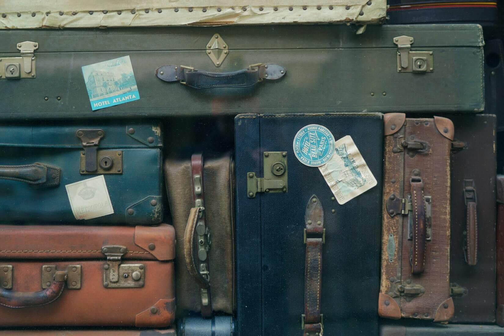 Когда багаж поумнел и превратился в смарт-чемодан