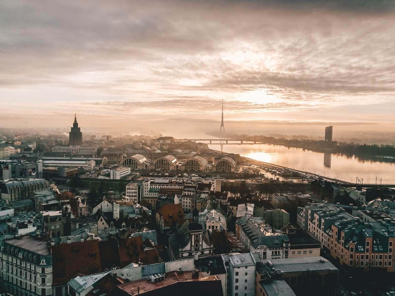 Куда поехать из Риги? Лучшие направление для коротких поездок