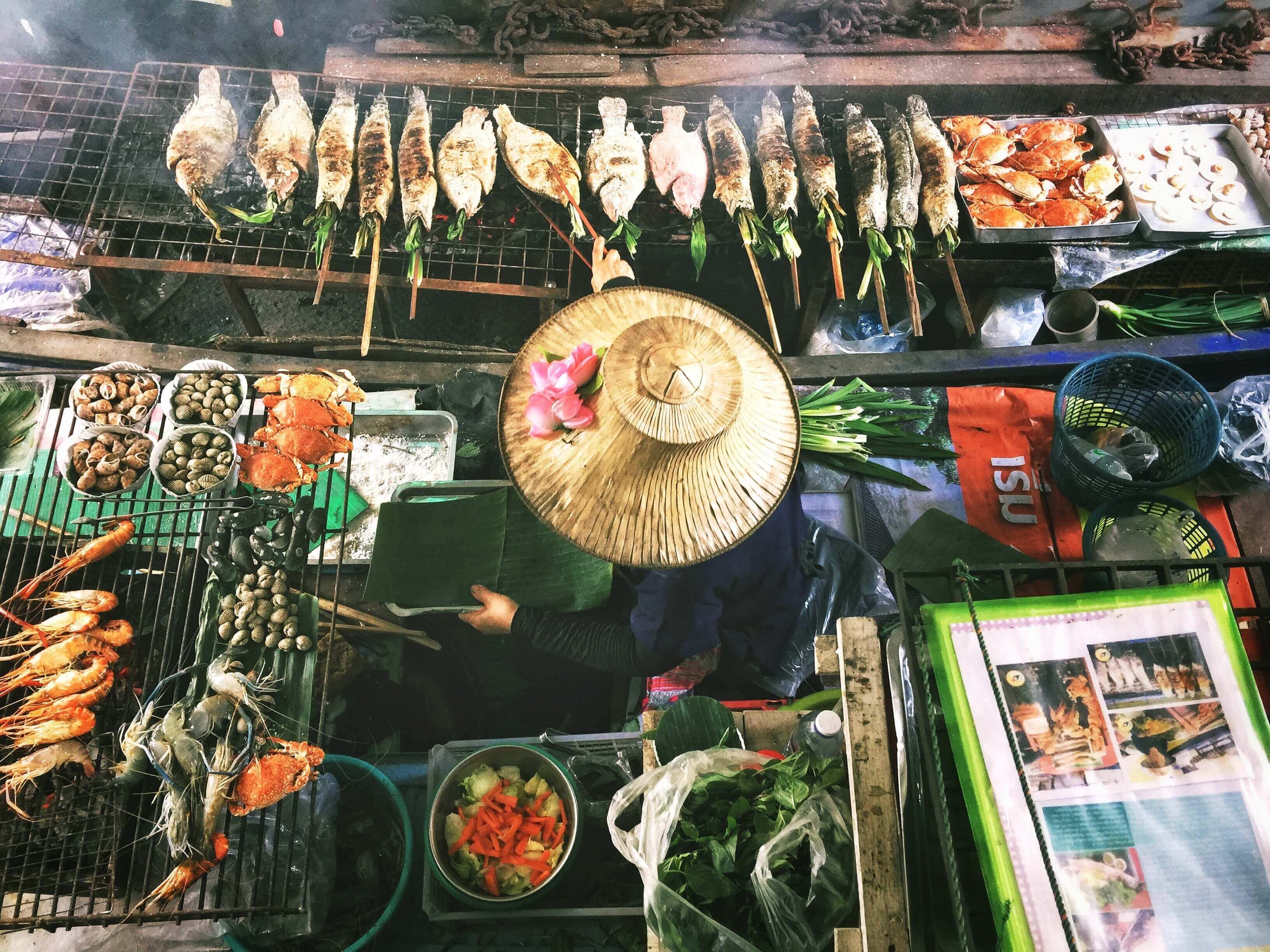 Уехать в Таиланд и не потолстеть: меню на один день