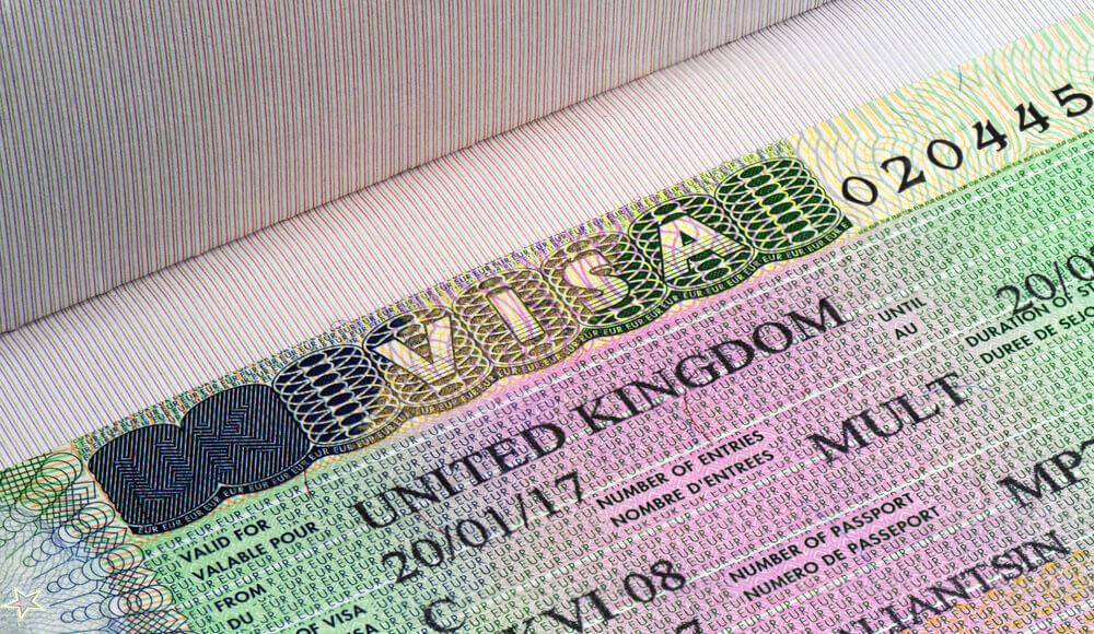 В великобританию без визы
