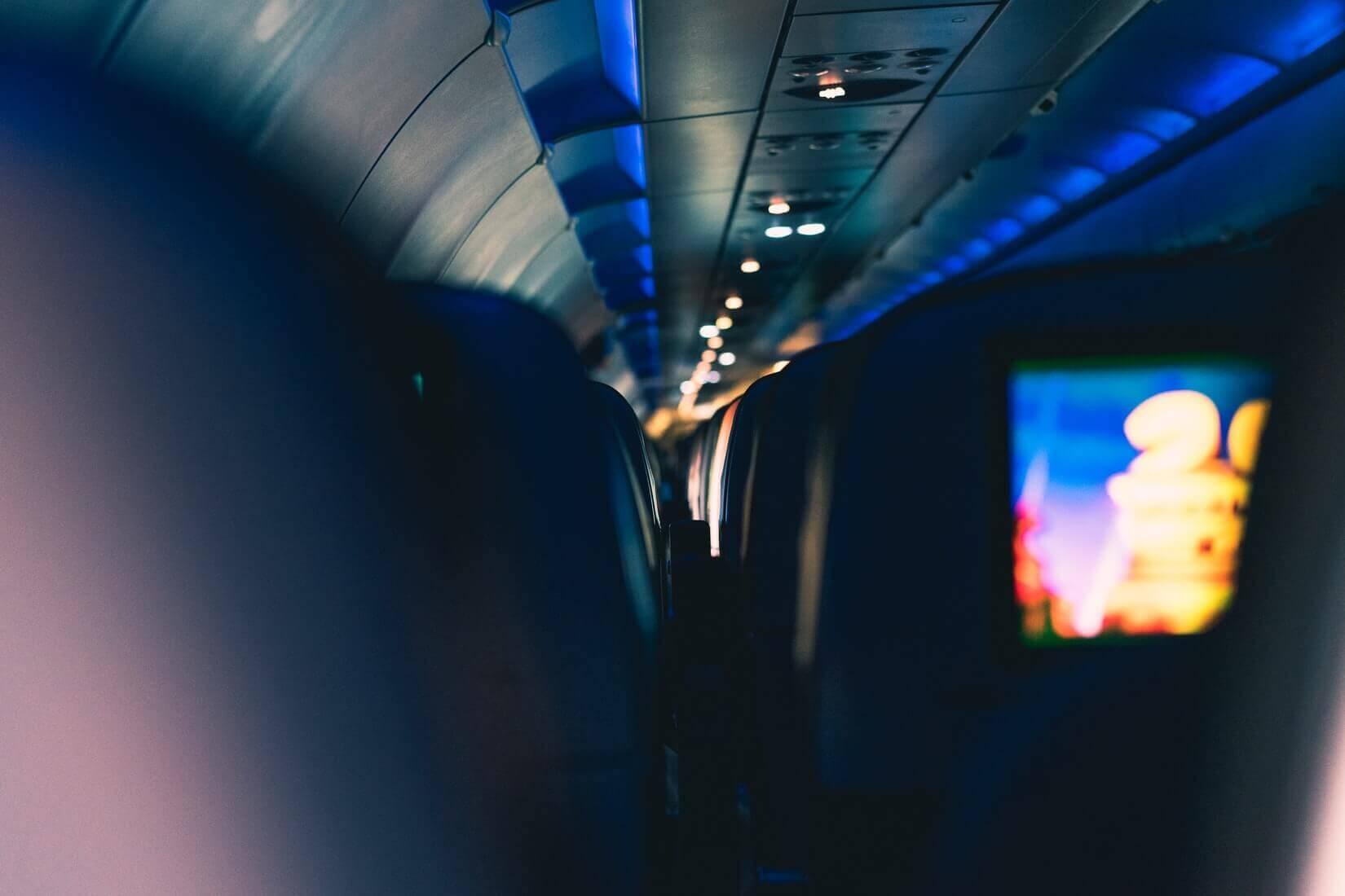 Поясним за новости: кресла с дезинфекцией и кровати появятся в самолётах будущего