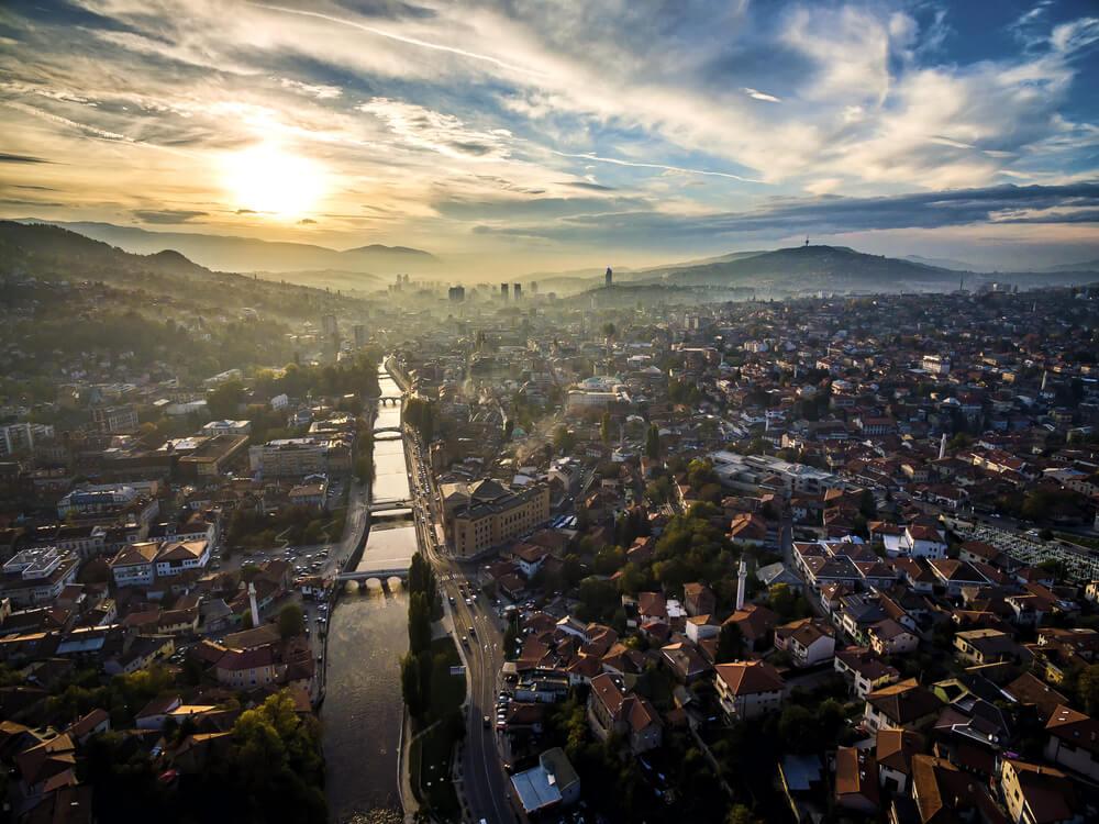 Ništo više: бюджет и программа на 5 дней в Сараево