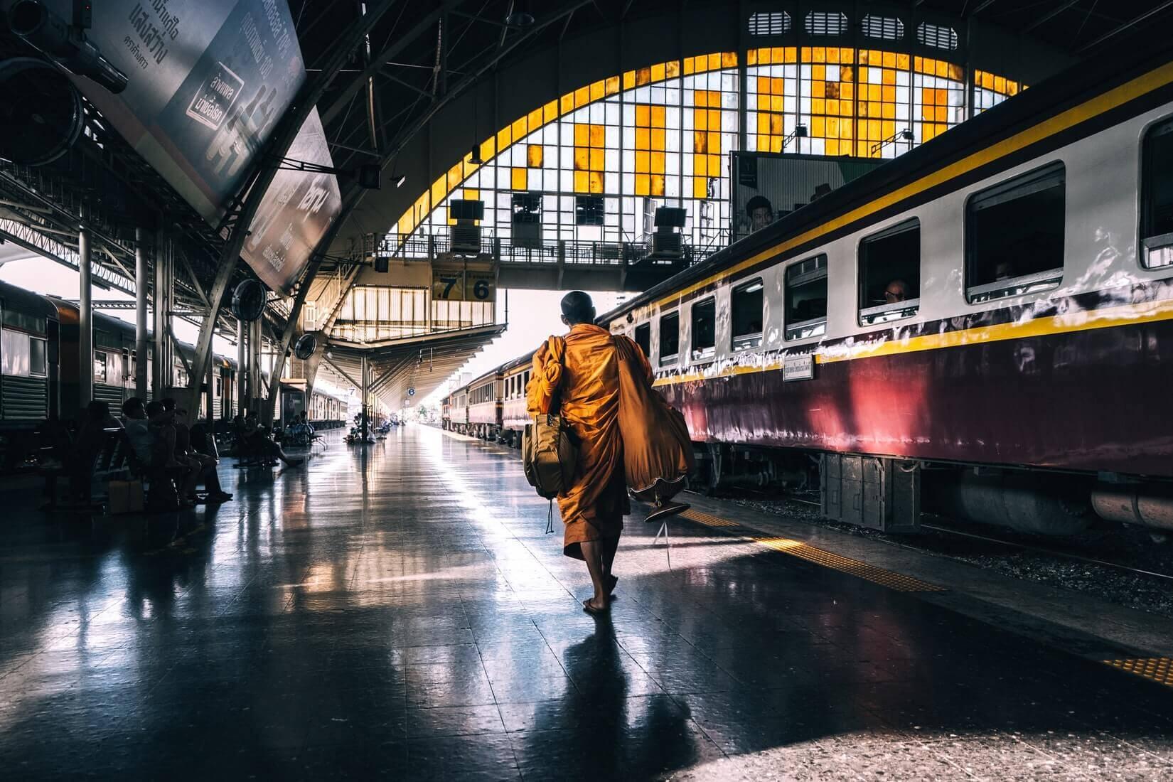 Уезжаю на «ебуль»: 5 мест, где можно познать дзен и поговорить с Буддой