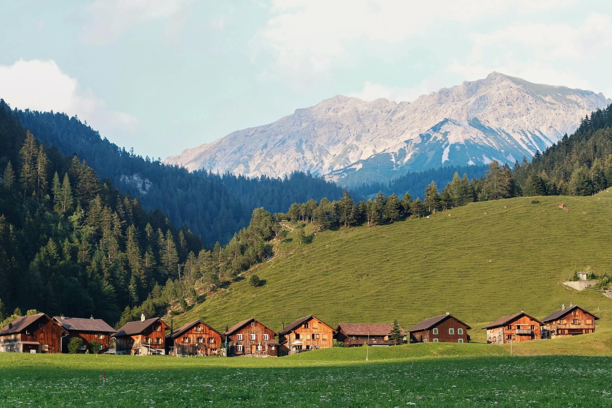 Что там у них: правила въезда в Швейцарию