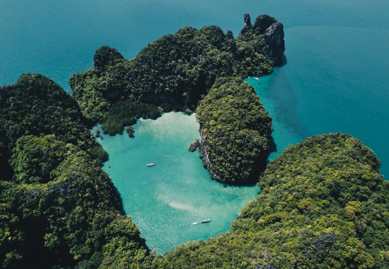 Для тех, кто не любит пакеты: небанальные маршруты по Таиланду