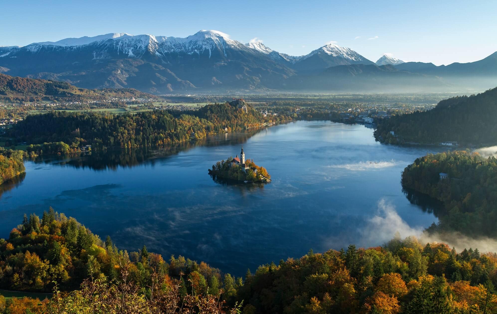 Словения открыта: как туда попасть, и куда можно поехать дальше?