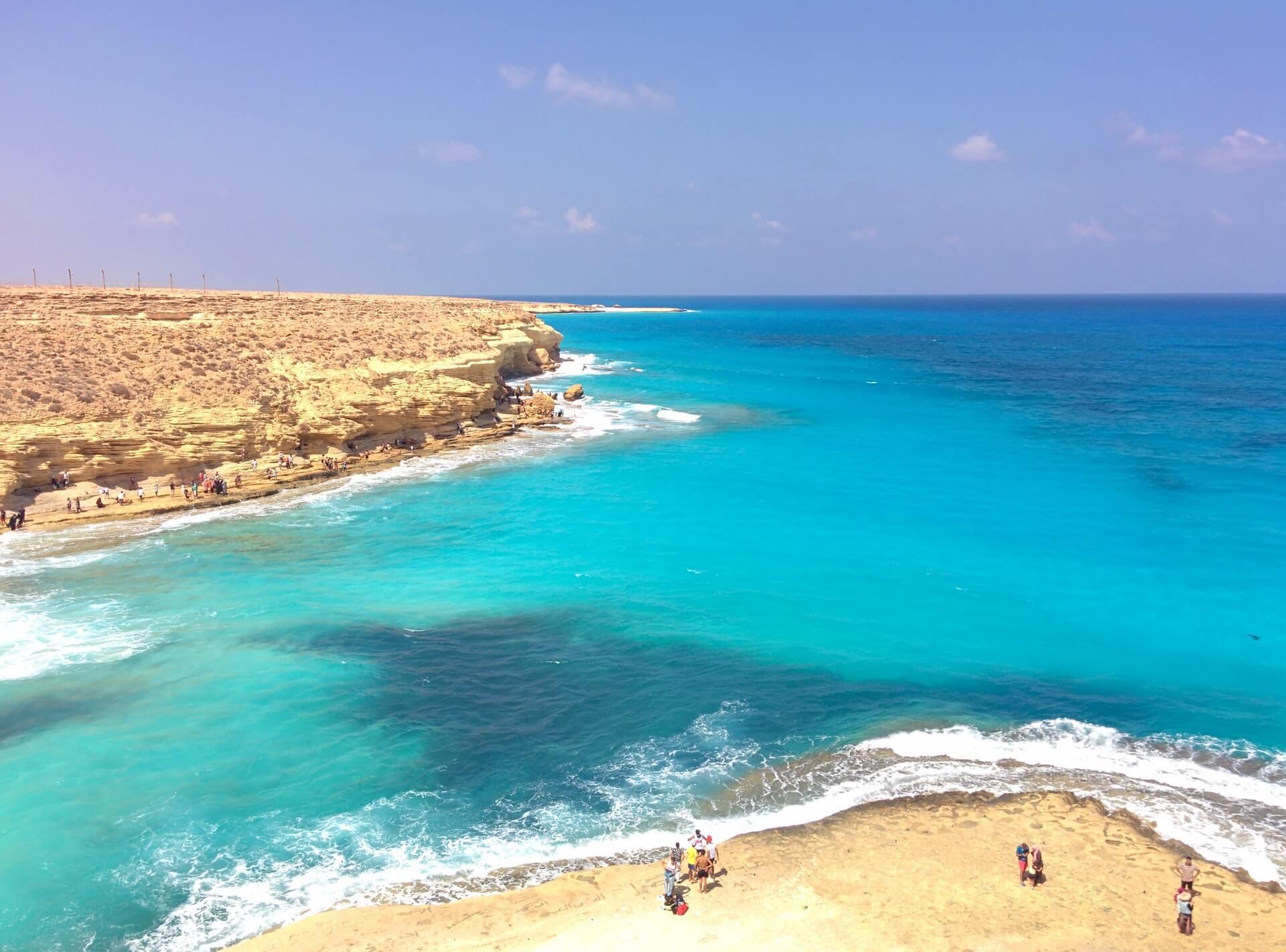 10 часов до пляжа: как сейчас отдыхается в Египте