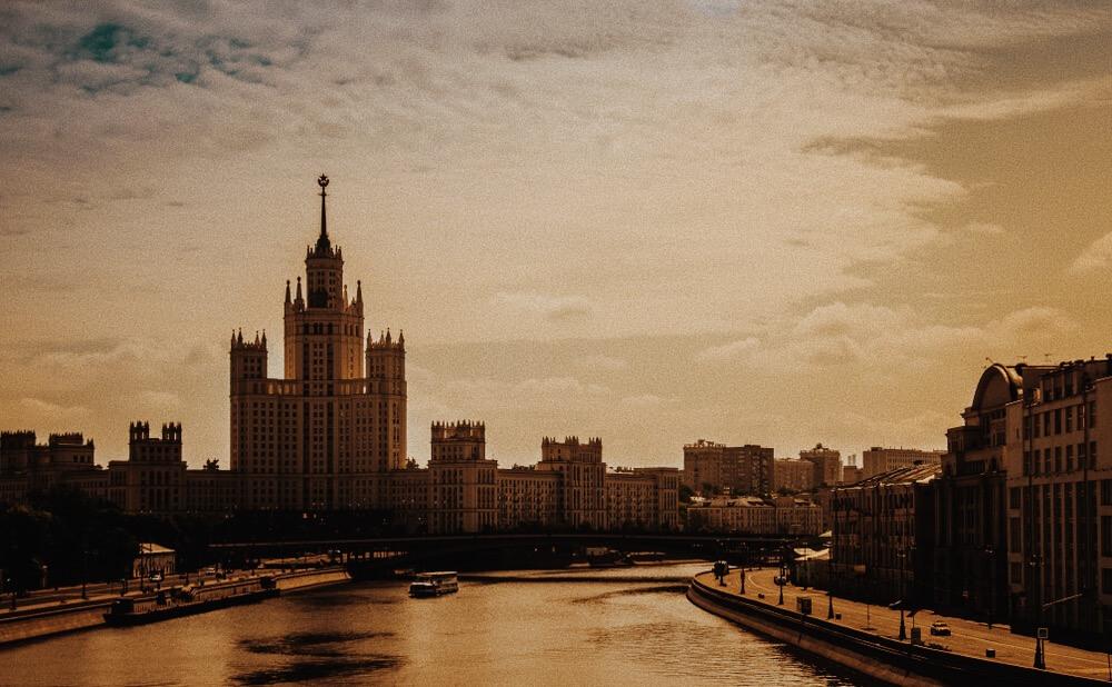 Статья не для москвичей: столица глазами туриста