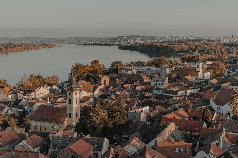 Личный опыт перелёта в Белград в условиях пандемии