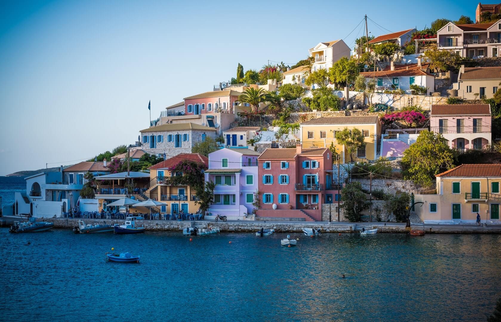 Всё о поездке в Грецию прямо сейчас: въезд, билеты, виза